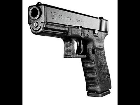 Glock 20 SF 10mm Auto Review: Part 1