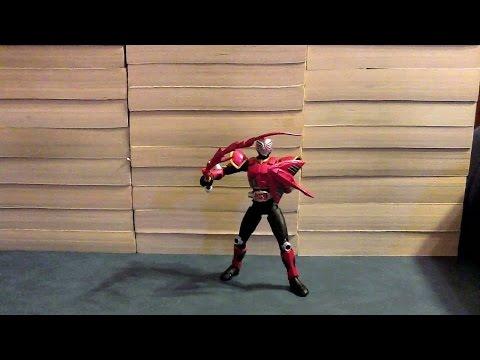 S.H.Figuarts Kamen Rider Raia Review