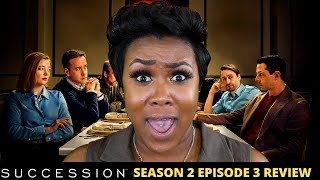 Succession Season 2 Episode 3 Review