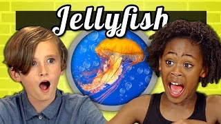 KIDS vs. FOOD #18 - JELLYFISH