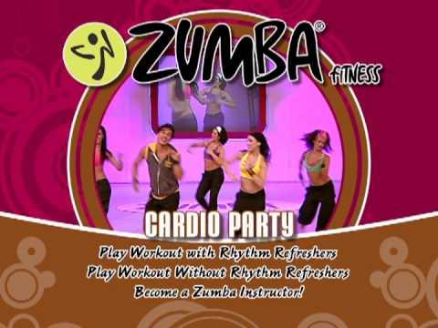 Zumba Cardio Party video