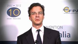 EFPA Italia Convention 2012 - Lorenzo Pragliola, Executive Director, UBS Italia