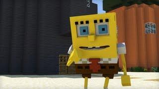"""Spongebob in Minecraft"" - Animation"