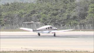 [Full HD 1080p対応]Japanese Ownership PA28RT Takeoff at Hiroshima Airport 個人所有 PA28RT 広島空港 離陸