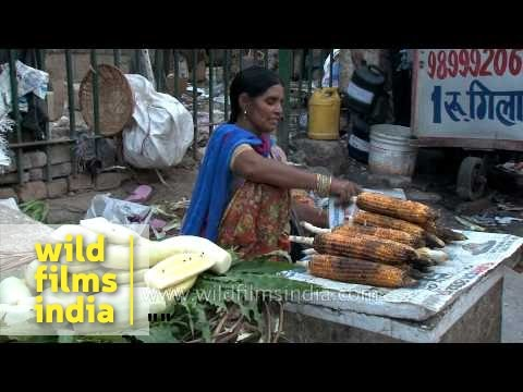 India's street food: Fast, yummy, and healthy?