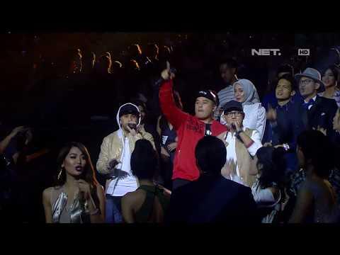 T-Five, Sweet Martabak, NEO, Saykoji,  ME - Kau, Borju, Tididit, Online, Inikah Cinta - NET 4.0