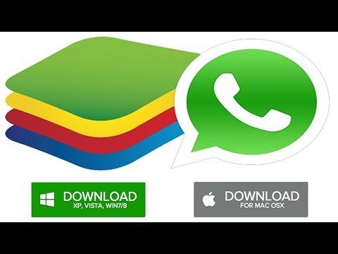 Instalar WhatsApp en Windows o Mac con BlueStacks