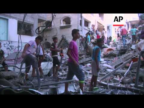 Grief as children killed in airstrike; 3 senior Hamas commanders killed in Rafah strike