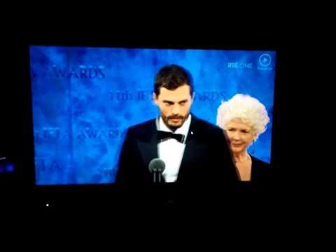 Jamie Dornan Best Leading Actor - IFTA 2014