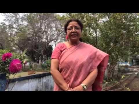 Shanta Jha singing Satyamev Jayate anthem