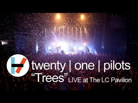 Twenty One Pilots - Trees (Live @ Columbus)