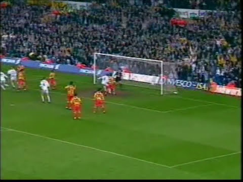 Leeds United 2-2 Galatasaray by Hakan Aytaç.wmv