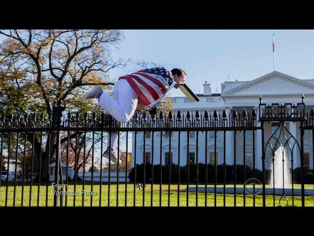 Psychological evaluation ordered for White House fence jumper
