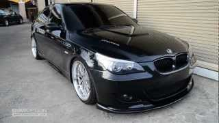 "BMWOPTION.com : E60 M5 Body Kit + 20"" W Work + HM Lip"