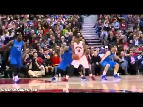 Toronto Raptors- Kyle Lowry and DeMar DeRozan