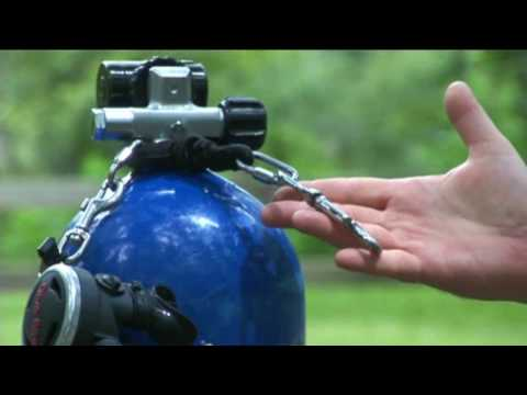 Sidemount scuba diving how to set up nomad stage bottles - Dive rite sidemount ...