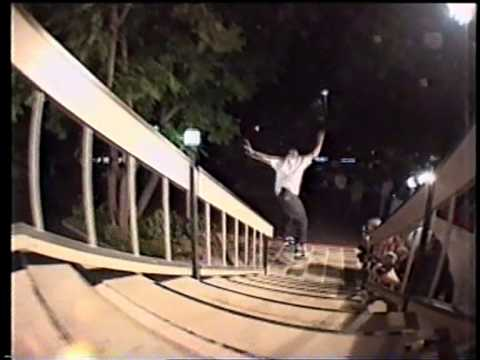 Mike Taylor Section- Transworld In Bloom