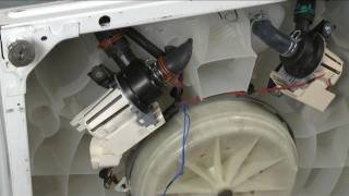 Washer Drain Pump Part W10536347 How To Replace