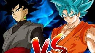 GOKU VS GOKU BLACK RAP [ProiiRaps] c/PlayerVash