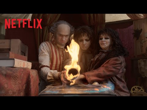 A Series of Unfortunate Events Seizoen 2 I Trailer [HD] I Netflix