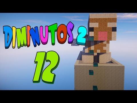 LA OVEJA LLORONA #DIMINUTOS2 Episodio 12 Minecraft Supervivencia Willyrex y sTaXx
