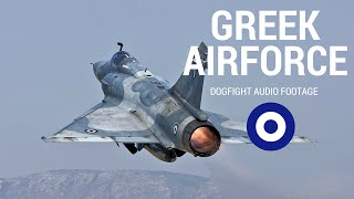Hellenic Airforce Dogfight