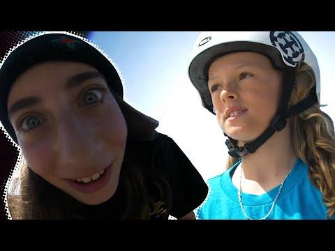 Minna Stess and Phoenix Sinno! SC MINIONS: RAW & UNCUT   Santa Cruz Skateboards
