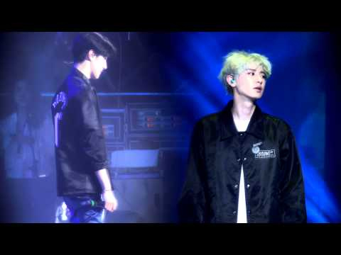 150530-31 EXO'luXion in Shanghai 약속  CHANYEOL x SEHUN mix