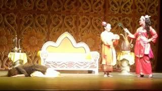 Teater Bidasari .. 1 of the Scene ..