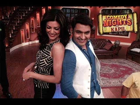 Sushmita Sen On Comedy Nights With Kapil 19th April Full  Episode Hd video