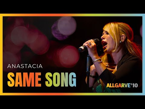 Anastacia - Same Song | Allgarve 2010 [003]