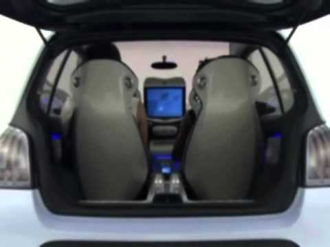 Renault Studie Concept Twingo - Промо-видео