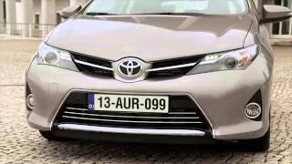 Новый Toyota Auris