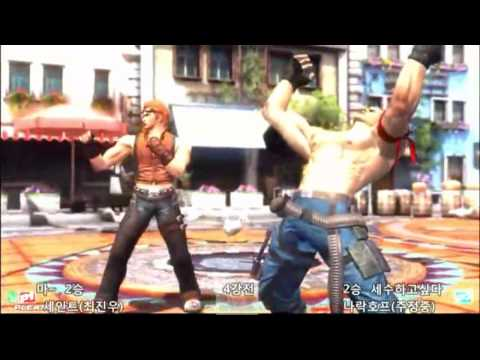 Tekken Tag2 1st fomos Tekken Master killing hawk Cross Counter by Kitoyamo