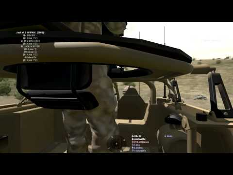 Arma 2 Operation Arrowhead Tagaw