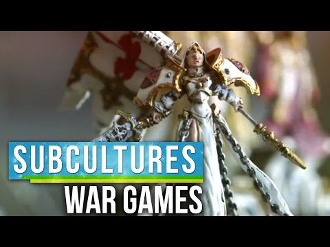 The World of War Games & WarMachine - SubCultures