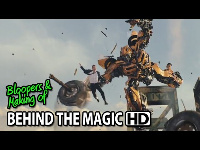 Transformers: Dark of the Moon (2011) Behind the Magic - The Visual Effects #1