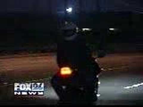 Motorcycle Street Racing & Stunts - Fox News Video