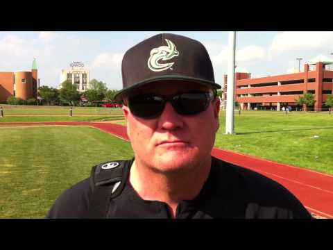 Charlotte 49ers Baseball Postgame from 5/18