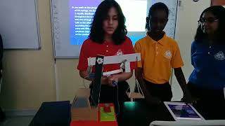 Designing working model of crane 2