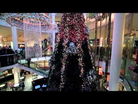 Weihnachts-Mall: So wird das Shopping Center