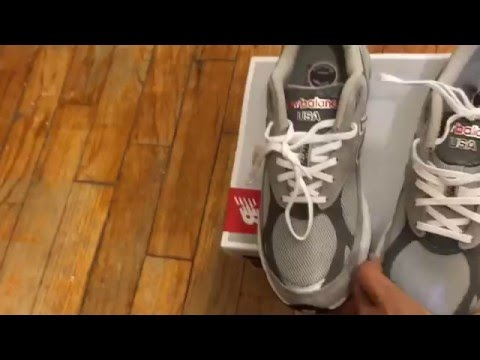 New Balance 990 Quick Review