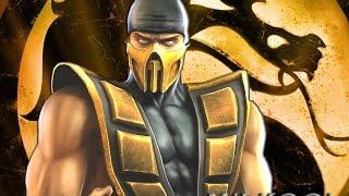 Mortal Kombat Armageddon Scorpion Arcade Hard Mode