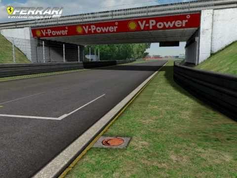 Ferrari Virtual Academy 2010