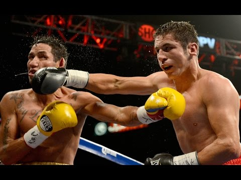 Mauricio Herrera vs Johan Perez (Full Fight)
