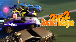 EL TORNEO!!! - Rocket League PS4 con Vegetta vs Willy y sTaXx