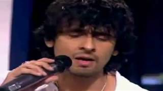 Sonu Nigam Singing Without Music - Kabhi Alvida Naa Kehna