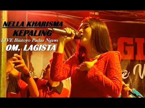 NELLA KHARISMA - KEPALING LAGISTA TERBARU LIVE Padas Ngawi 21 November 2017