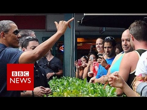 How Obama changed Hawaii's politics - BBC News