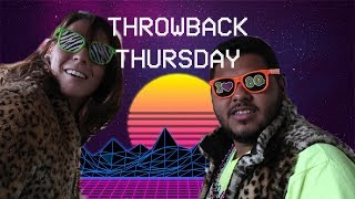 Throwback Thursday Late Night Video